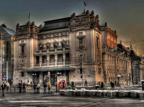 Belgrade-National-Theatre